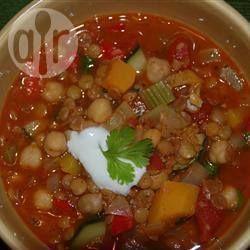 Foto recept: Cara's Marokkaanse stoofpot