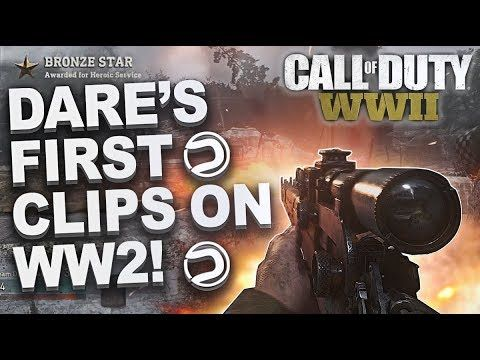 Dare's First Clips on Call of Duty WWII (WW2 Trickshotting & Sniping)| PROFESSIONAL Dare's First Clips on Call of Duty WWII (WW2 Trickshotting & Sniping) Don't Forget Subscribe and likes the Video trickshotting sniping call of duty ww2 call of duty ww2 cod ww2 trickshotting cod ww2 cod ww2 sniping sniper ww2 sniping ww2 gameplay trickshot call of duty ww2 gameplay ww2 trickshot call of duty ww2 multiplayer call of duty ww2 sniping cod ww2 trickshotting ww2 sniping gameplay faze cod ww2…
