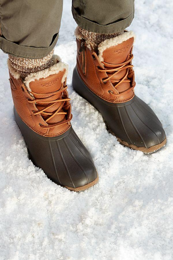 Saltwater Winter Luxe Duck Boot | Duck