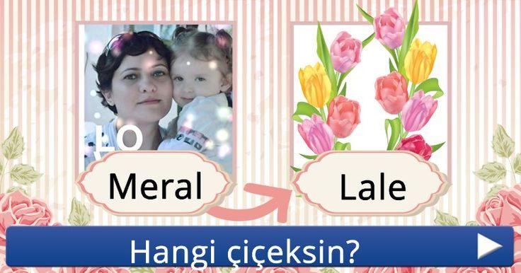Hangi çiçeksin?