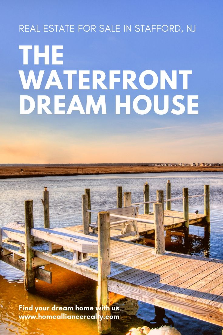 It S All About The Water In Beach Haven West Nj With Images Beach Houses For Sale Beach Haven Beautiful Beach Houses