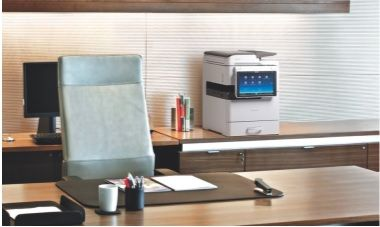 """Key features of MP 305+ SP include: ◾Super compact design ◾A3 print, copy, scan and fax capabilities, in a compact footprint ◾1"""" Android smart operation panel provides intuitive operation ◾Offer near-silent operation for a more comfortable working environment ◾Inexpensive to run with an all-in-one, solution-ready configuration"""