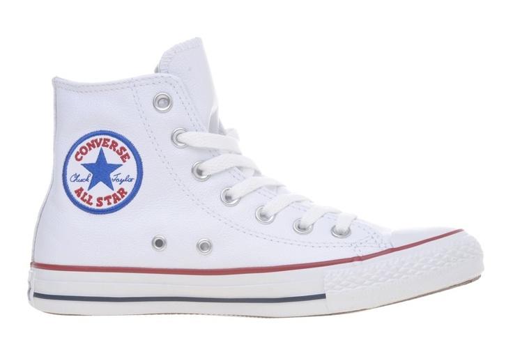 Converse All Star Hi Leather JD Sports Mens fashion