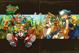 Dofus Video Game Cover Boxart
