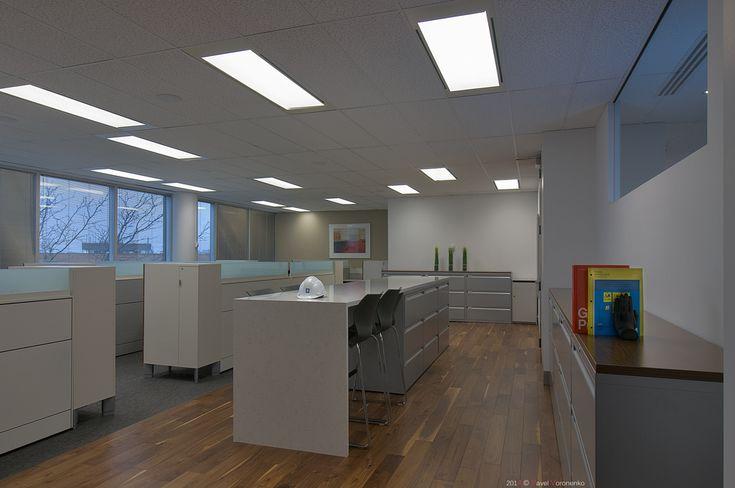 Designed by Britacan Facility Management Group, Photo: Pavel Voronenko