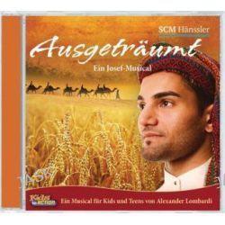 Hörbuch: Ausgeträumt - Ein Joseph-Musical, 2 Audio-Cds Von Alexander Lombardi, Audiobooki w języku niemieckim <JASK>