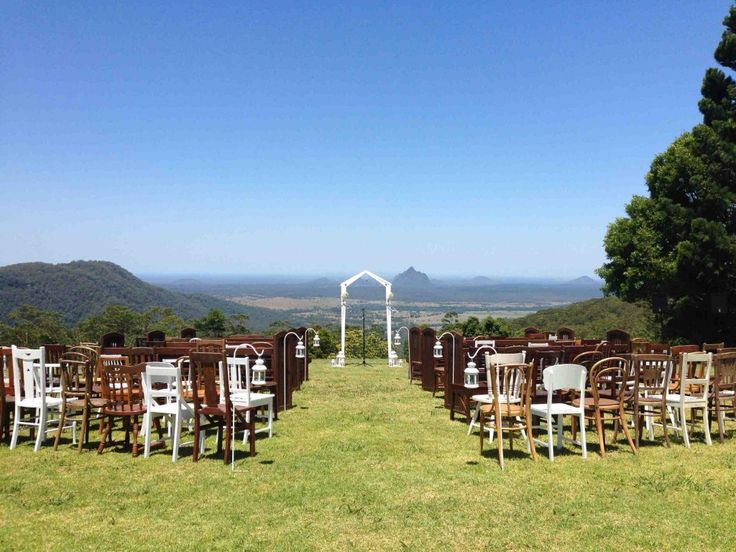 MALENY RETREAT WEDDINGS // Sunshine Coast, QLD // via #WedShed http://www.wedshed.com.au/wedding_venues/maleny-retreat-weddings-2/