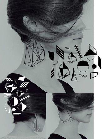ファッション雑誌「装苑」のワークショップポスター