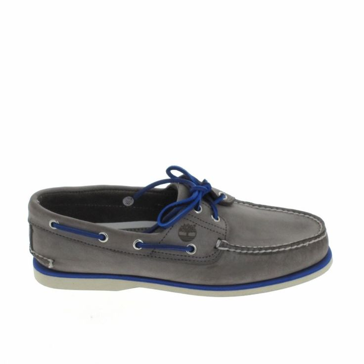 TIMBERLAND Classic Boat 2 Eye Gris
