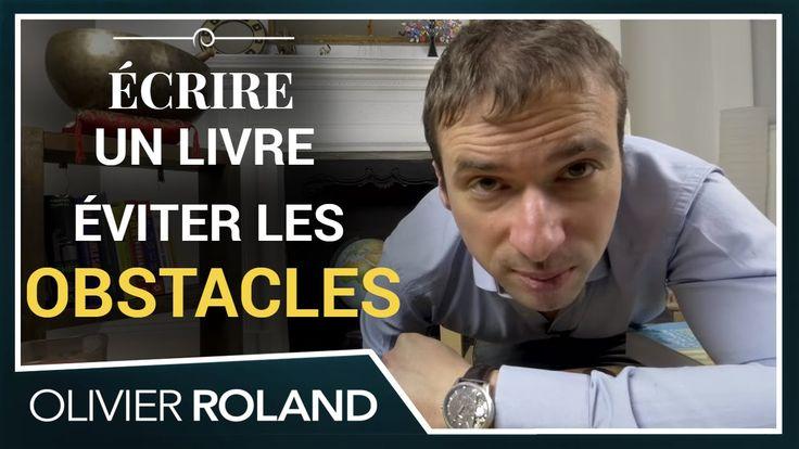 Les OBSTACLES à surmonter pour écrire un livre (163/365) : https://www.youtube.com/watch?v=IX7nxsCIJ3U ;) #Obstacle #Obstacles #Livre