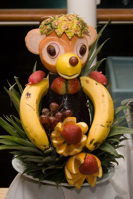 Images about fruit and vegetable garnish carving