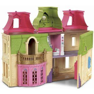 Fisher-Price Doll House deal, Barbie, Power Wheels, lots more Amazon Toy Lightning Deals- Dec.16,2012 + FREE Super Saver Shipping - #christmas #gifts