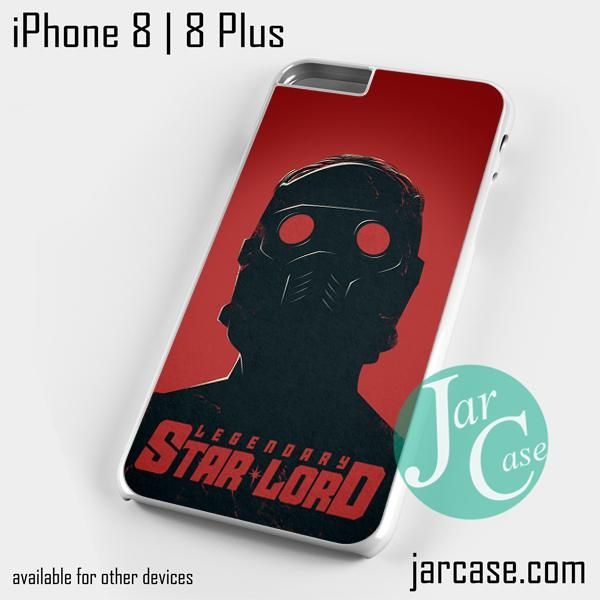 Legendary StarLord Guardians Of The Galaxy NT Phone case for iPhone 8 | 8 Plus