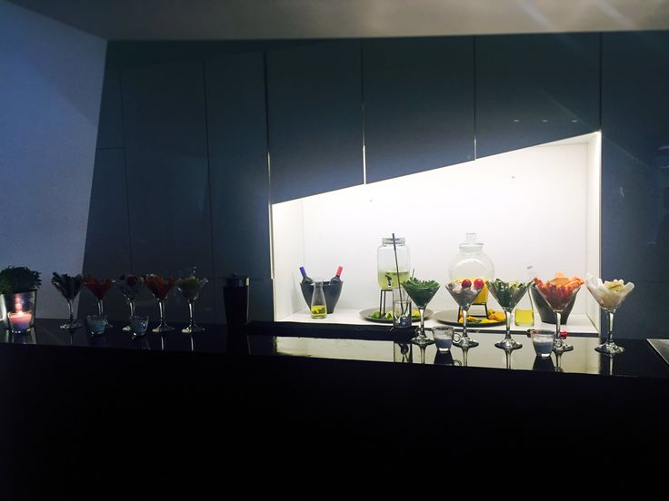 Catering at the Skoda Press event @ Blender Gallery, Athens
