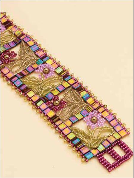 Garden Windows Bracelet - $2.80