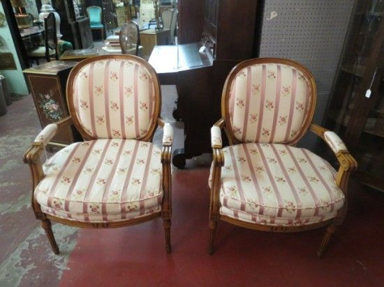 SOLD SALE   295  originally  495   Vintage pair of Louis XVI style walnut88 best French Inspired Interiors images on Pinterest   French  . Louis Xvi Style Furniture For Sale. Home Design Ideas