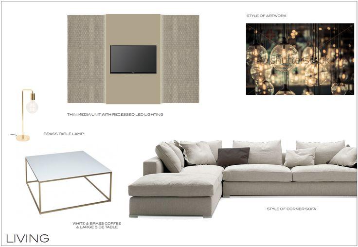 The #lounge looks good! #newhome #sofa #light