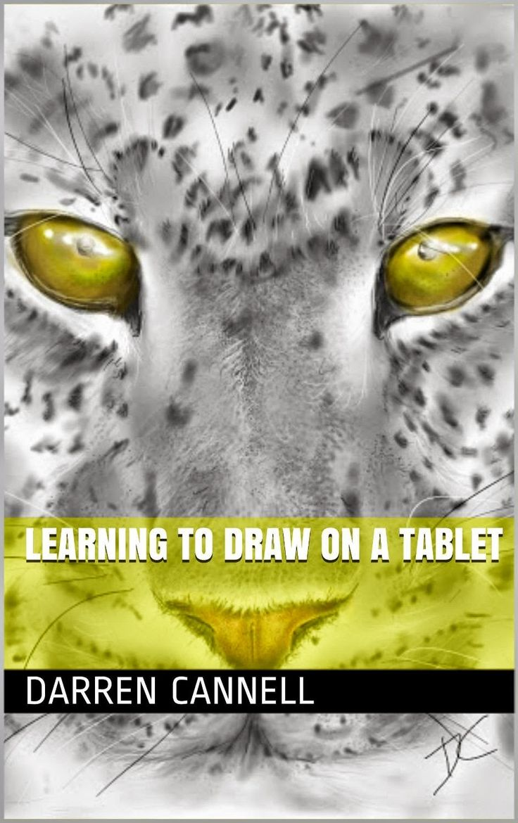 Teaching and Developing online: Learning to Draw on a Tablet Series
