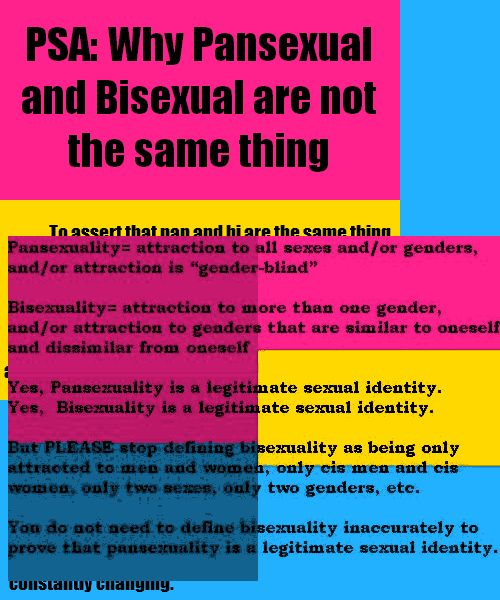 Bisexuality is a thing reserved only for the chosen few 7