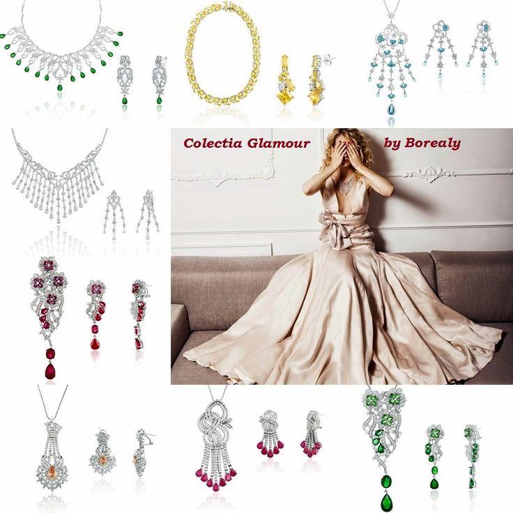 colectia glamour borealy bijuterii seturi jewelry fabulous