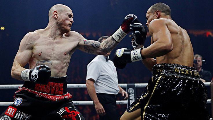 Boxing results: George Groves defeats Chris Eubank Jr #News #ChrisEubankJr #allthebelts #boxing
