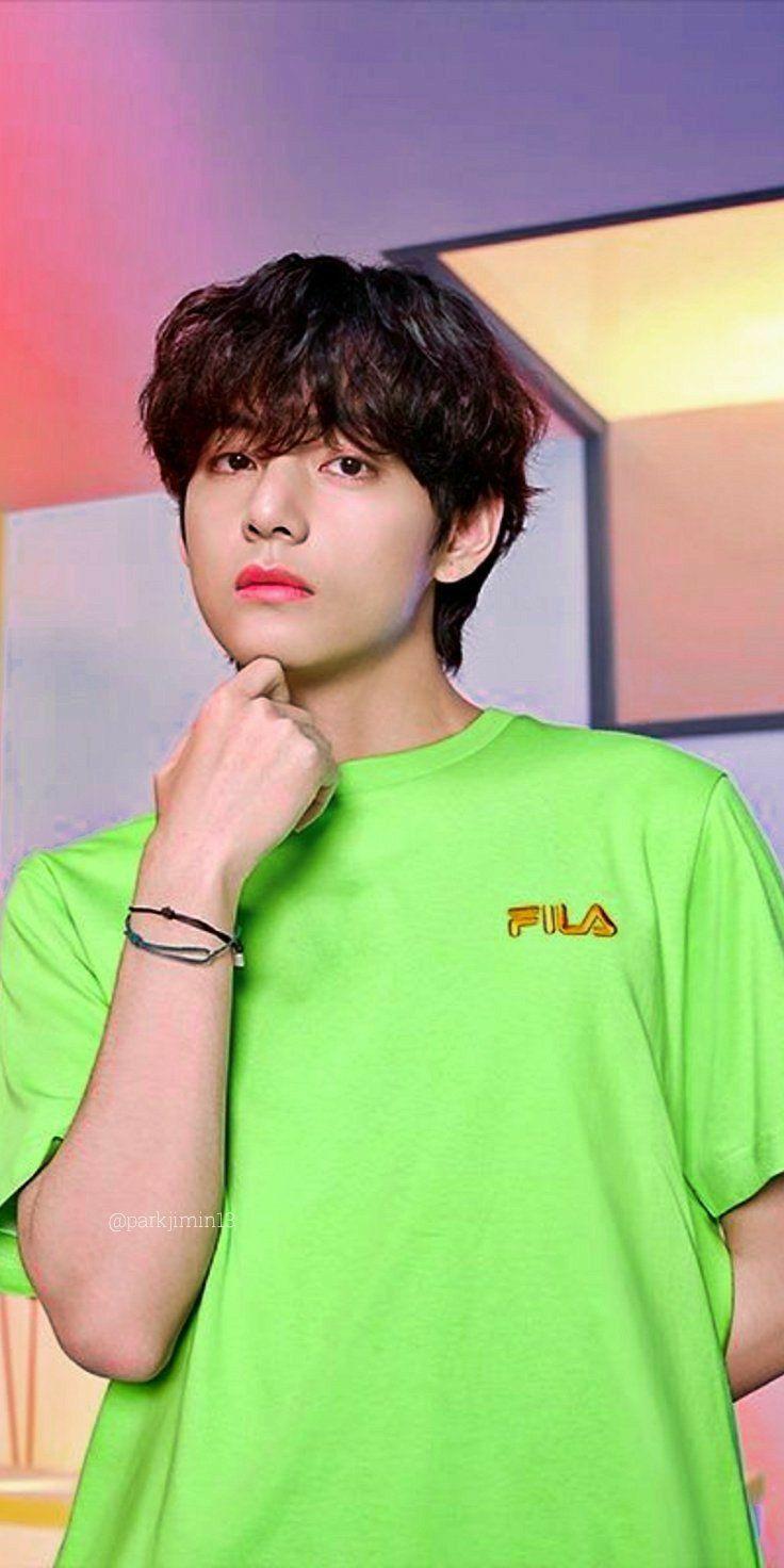 Man in Green 💚   Kim taehyung, Bts taehyung, Taehyung