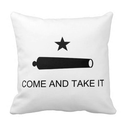Come And Take It Texas Flag Battle of Gonzales