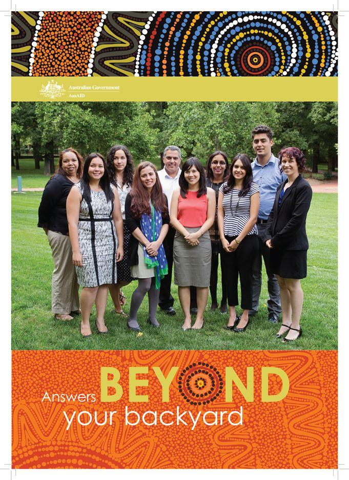 AusAID Beyond Your Backyard post series