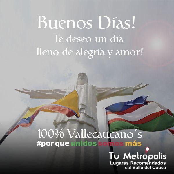 Una linda semana para todos! #Por_que_unidos_somos_más