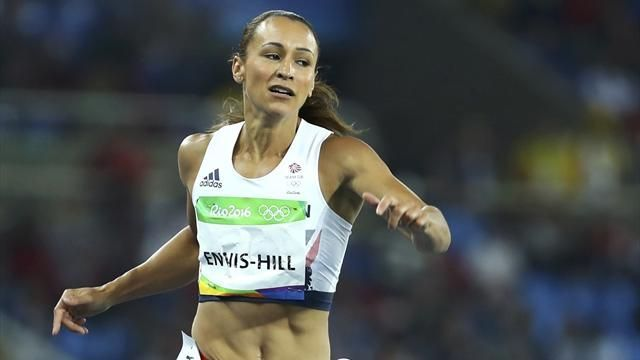 Olympics Rio 2016: Jessica Ennis-Hill and Katarina Johnson-Thompso sit 2nd and 3rd in heptathlon - Rio 2016 - Athletics - Eurosport