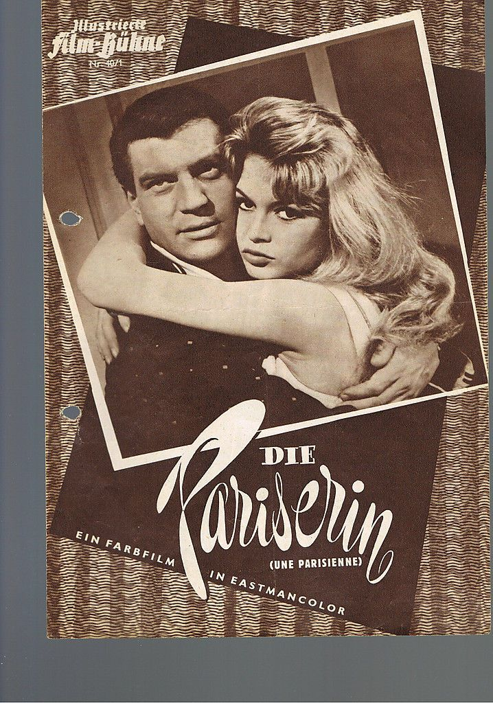 656 Best Brigitte Bardot Movie Posters Images On Pinterest