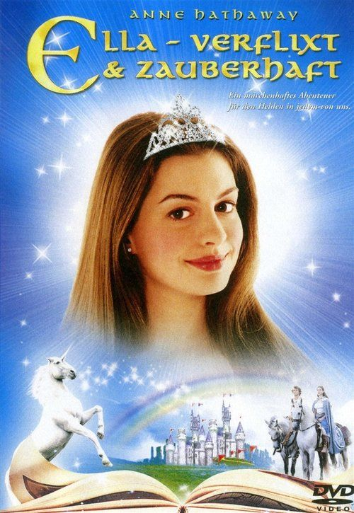 Watch Ella Enchanted (2004) Full Movie Online Free