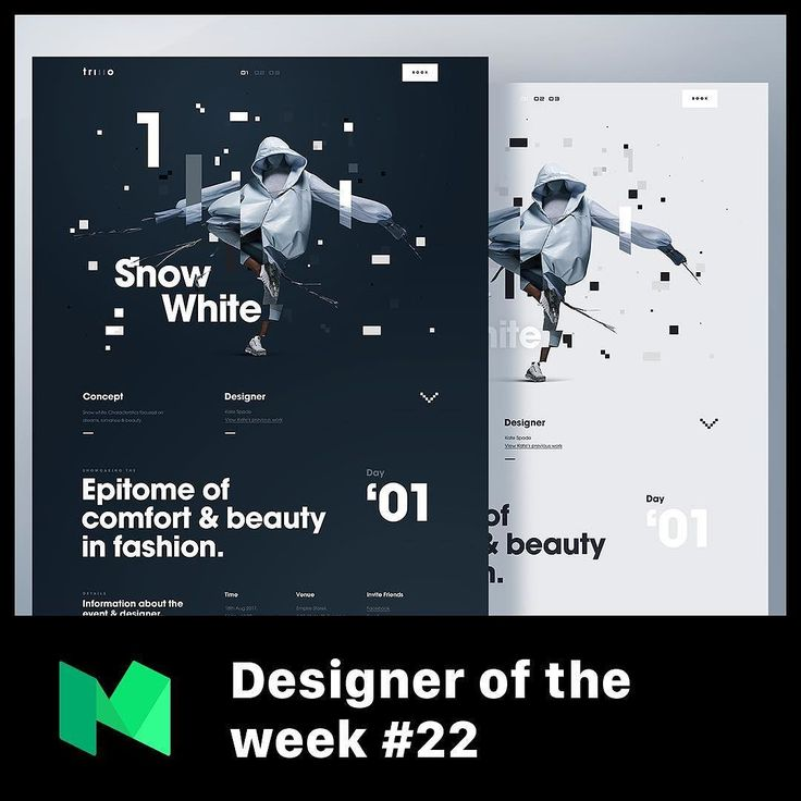 "Did you see our ""Designer of the week"" series?  The type of the week #22 is Johan Adam Horn - Designer from Cape Town South Africa @johanadamhorn  Check more of his work - Link in BIO   #designer #designeroftheweek #medium #blog #post #ultraminimalism #app #design #top #uiux #ui #ux #inspiration #web #dribbble #behance #website #uidesign #uxdesign #graphicdesign #trending #entrepreneur #colors #concept #deck"