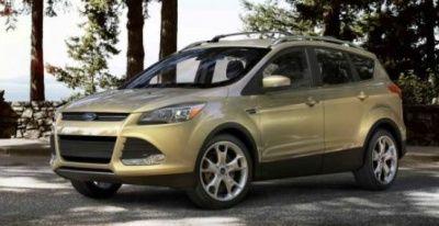 2013 Compact SUV Comparison