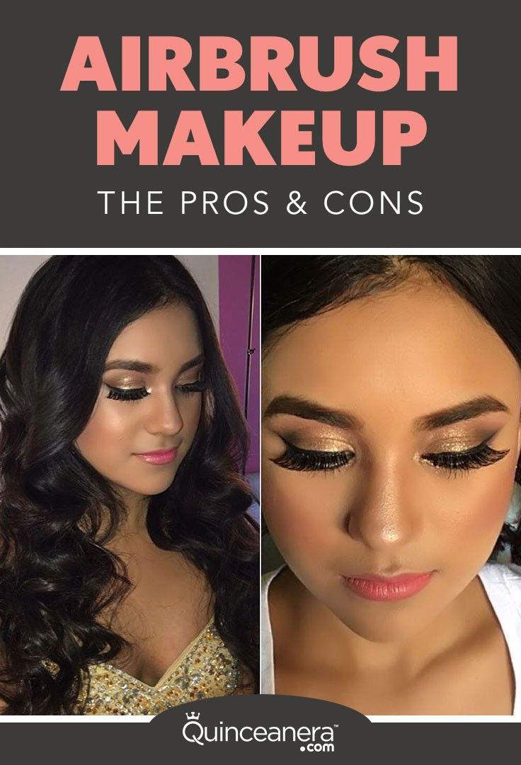 150 best Quinceanera Makeup images on Pinterest