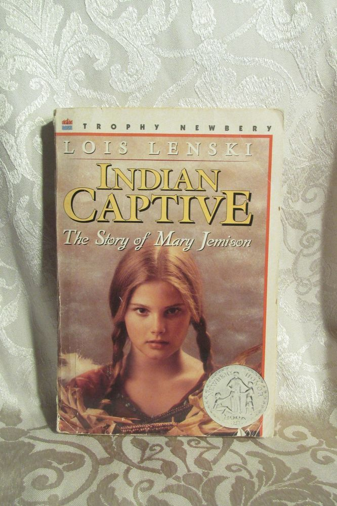 indian captive mary jemison A fictional retelling of the experiences of twelve-year-old mary jemison, who after being captured by a shawnee war party during the french and indian war, is rescued and subsequently adopted by two seneca sisters with whom she ultimately chooses to stay full description.