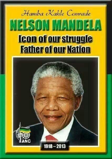 #Mandela