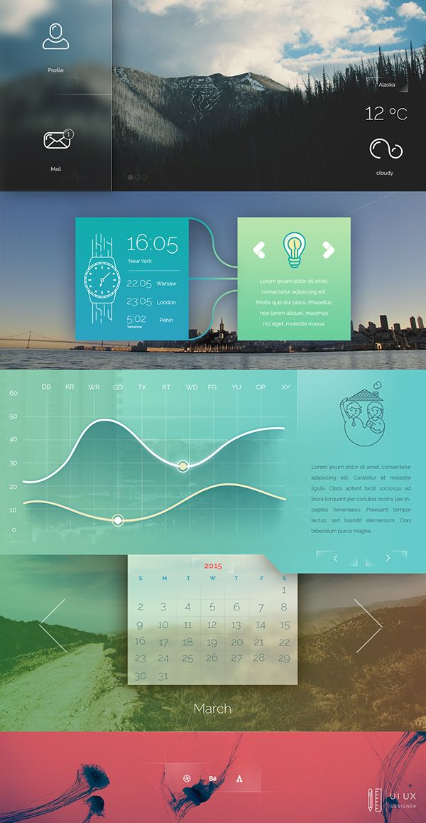 UI Concpet on Behance