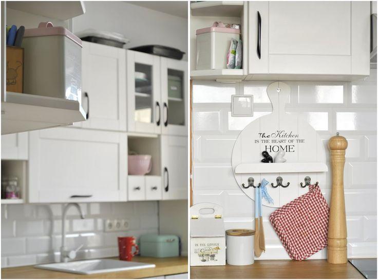 Agafia | hobby, hand-made, DIY, lifestyle: Malowanie mebli kuchennych - najczęściej zadawane ...