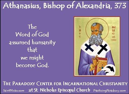 St. Athanasius and The Incarnation Bishop Moussa