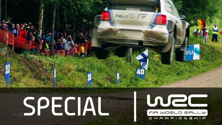 Special: Jumps @ Rally Finland