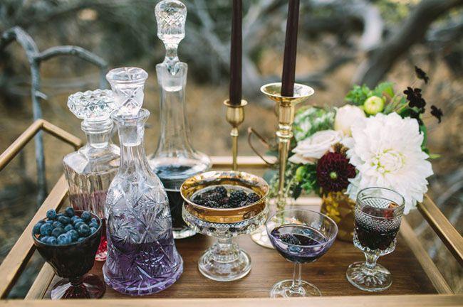 spellbound purple cocktails