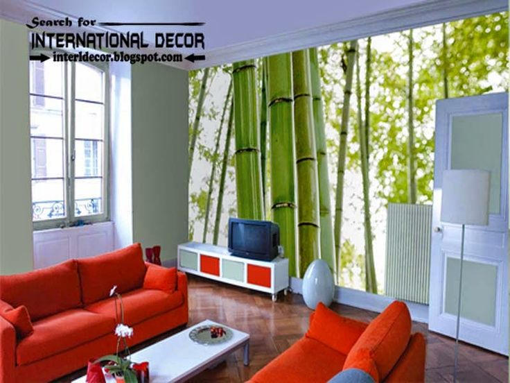 Contemporary Wall Murals Wallpaper Covering Ideas Natural Mural