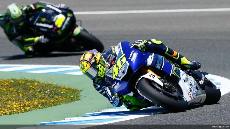 Valentino Rossi, Yamaha Factory Racing, Jerez RAC http://photos.motogp.com/2013/05/05/46rossi,motogp_s1d9409_original.jpg