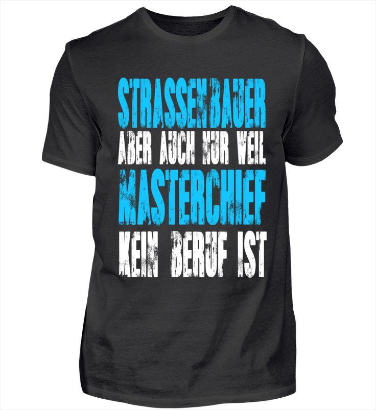 Strassenbauer statt Masterchief