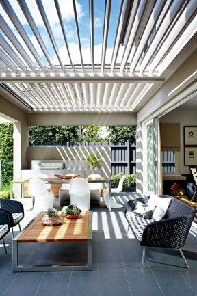 8 gorgeous outdoor room ideas gallery 1 of 8 - Homelife