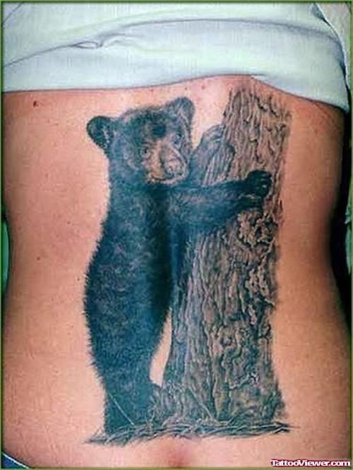 25 best ideas about black bear tattoo on pinterest for Bear cub tattoo