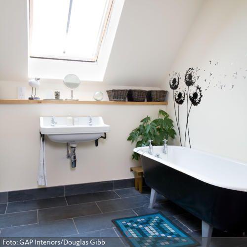 Ber ideen zu wandtattoo bad auf pinterest wandtattoo badezimmer wandtattoo und bad - Wandtattoo badezimmer fliesen ...