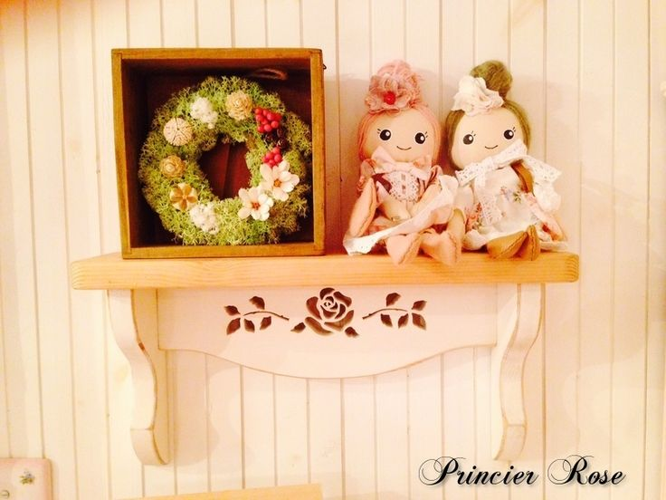 Shelf /cutting Rose 薔薇のシェルフ