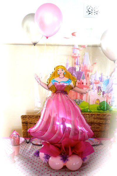 Ultimate Princess party for 10 guests